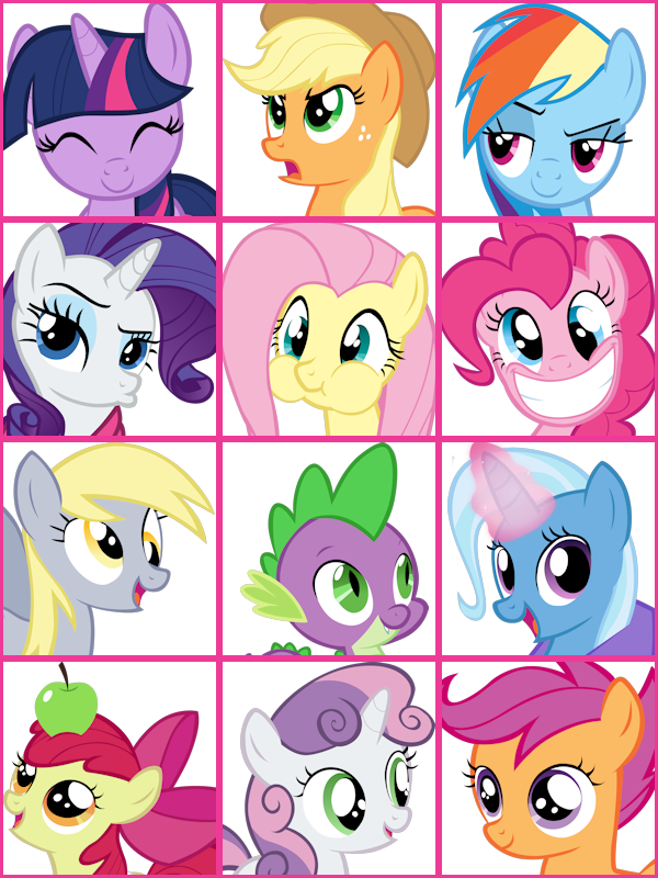 Are you a MLP know it all?