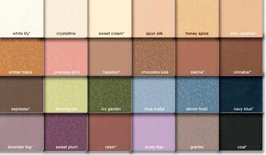 What Mary Kay eye-shadow Color fits your personality?