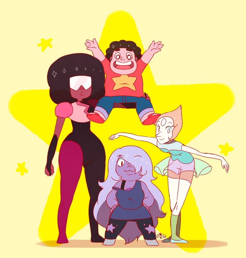Steven Universe What Gem Are You?