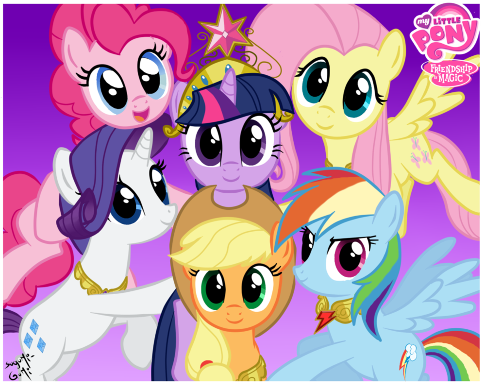 Which Pony Are You? (4)