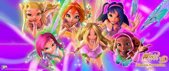 which winx are you? (1)