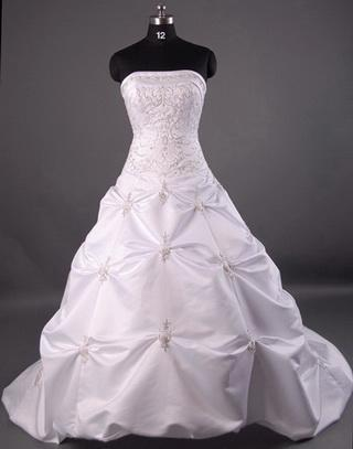 your future wedding dress