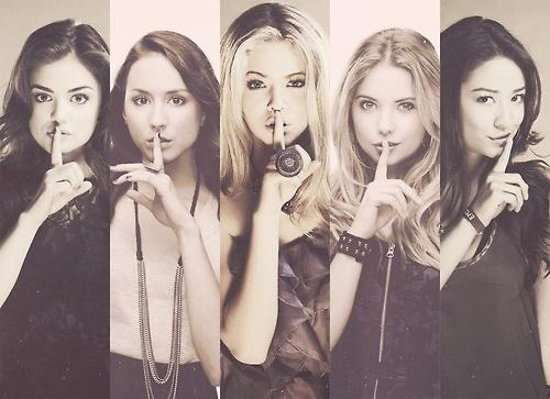 Which Pretty Little Liar are you? (4)