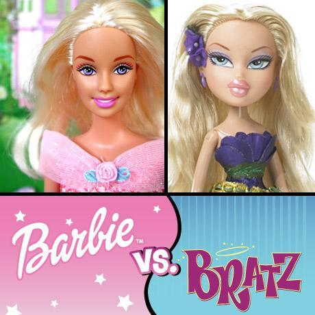 Are you Barbie or Bratz?