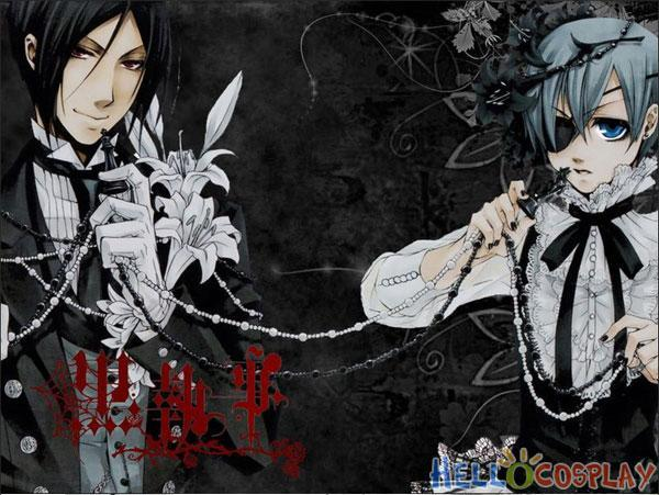 Witch Black Butler Character Loves You?