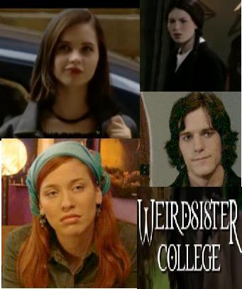 How much do you know about weirdsister college?