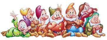 Which of the 7 dwarfs are you? (Snow White)