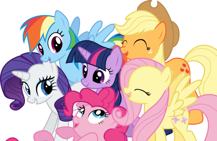 if you could keep anypony in the mane six who would it be?