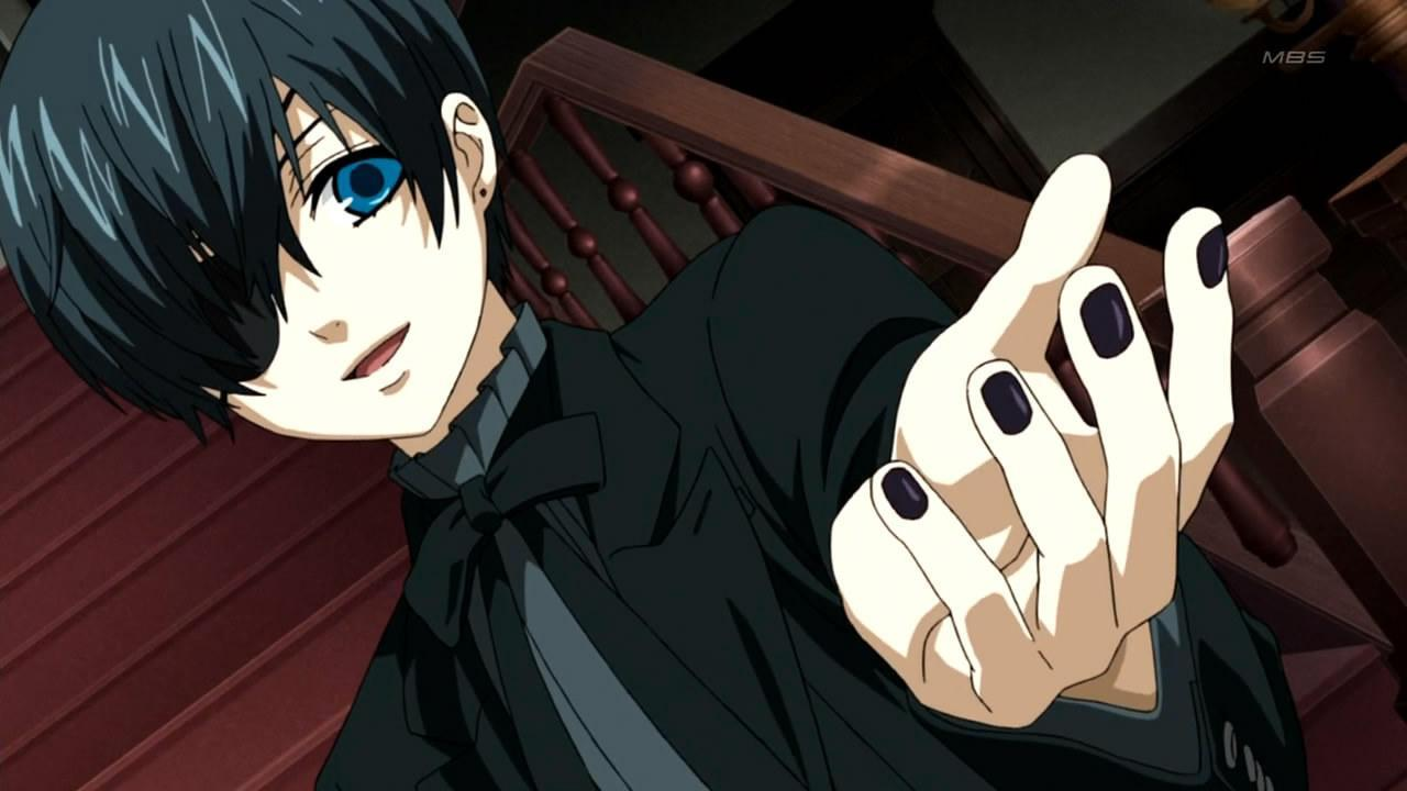 ciel's friend?