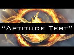 Dauntless Aptitude Test