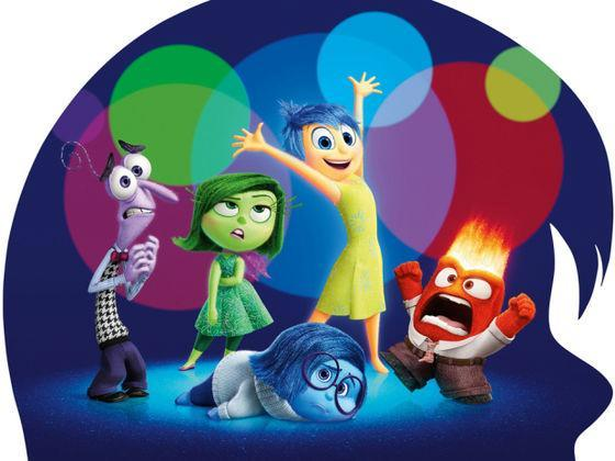 Which Inside Out Emotion Dominates Your Mind?