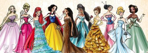 Which Disney Princess/Heroine are You?