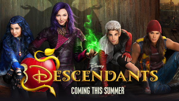 Which Disney Descendants Character are You?