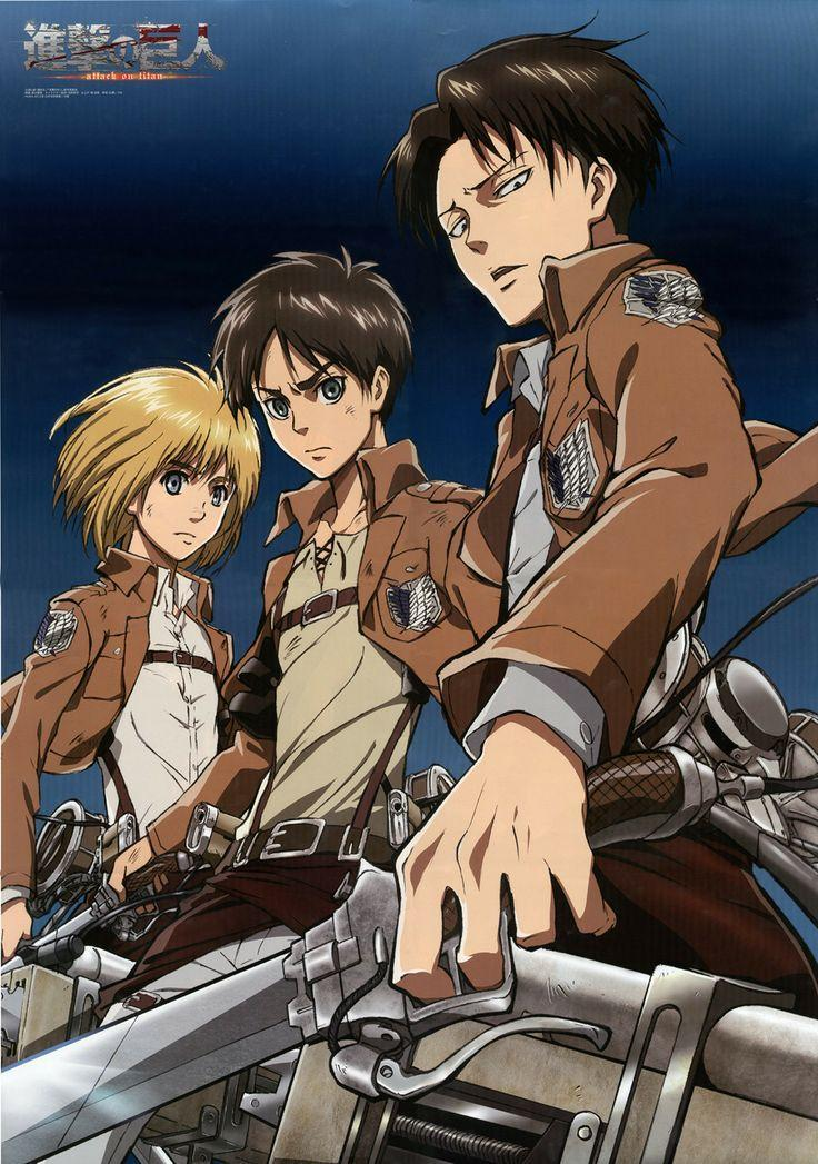 WHat aot character is your type
