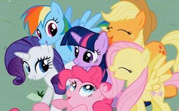 What character of the mane six are you?