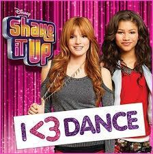 What Shake it up character are you? (1)