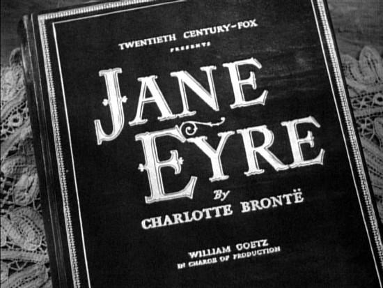 Jane Eyre Quiz- Girls
