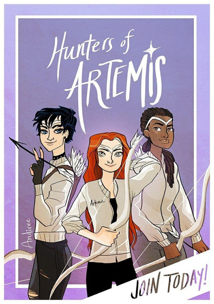 Do You Fit In The Hunters of Artemis? (girls only)