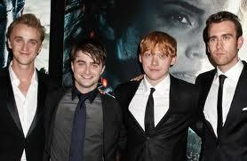 HARRY POTTER - WHICH HOGWARTS BOY IS BEST SUITED FOR YOU?