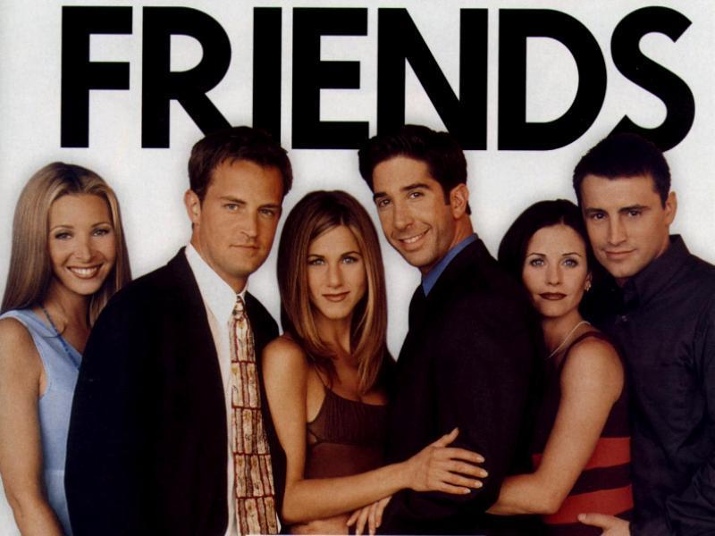how much do you know about friends season one