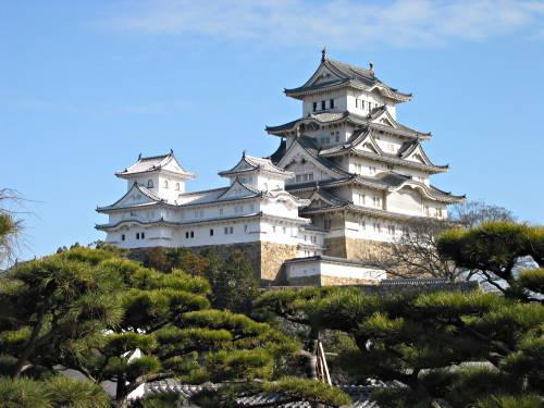 Shogunate Japan Houses and Castles