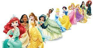 What Disney princess are you most like? (2)