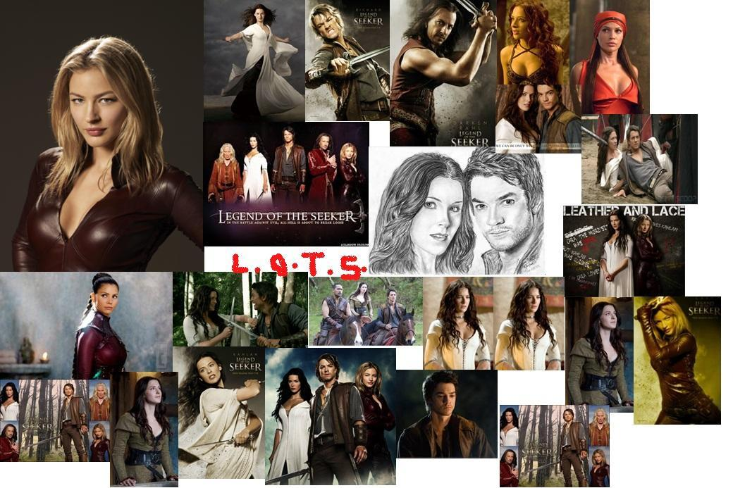 Who are you from Legend Of The Seeker?