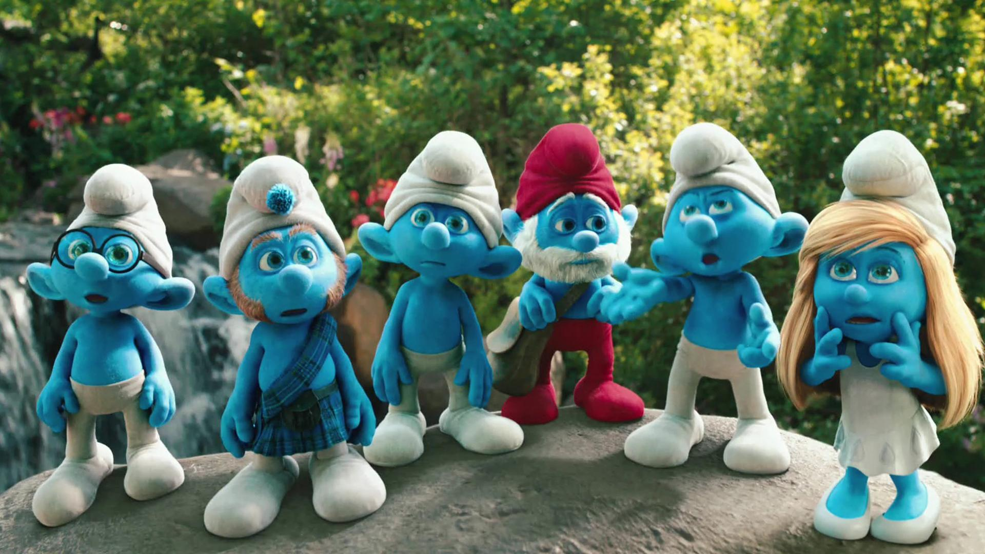 How well do you know the smurfs?