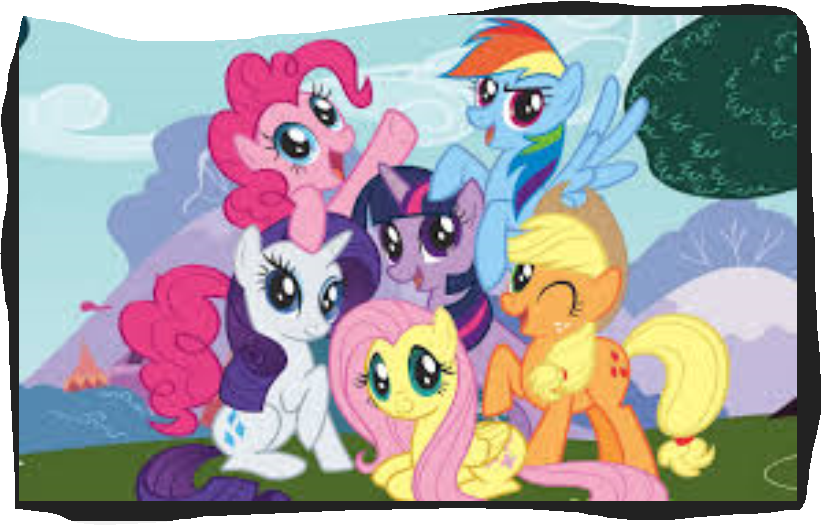 What my little pony are you? (3)