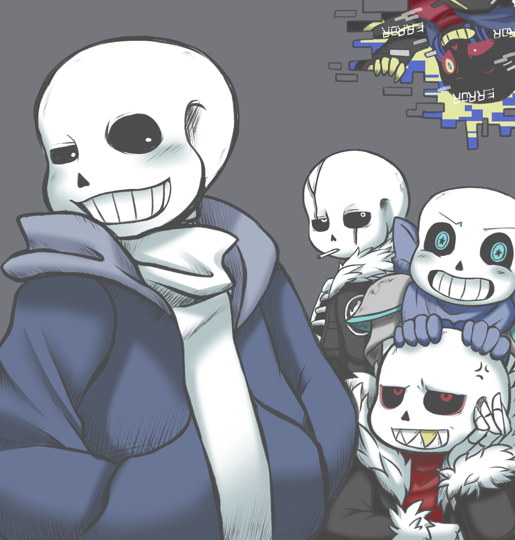 What Undertale AU would you be in?