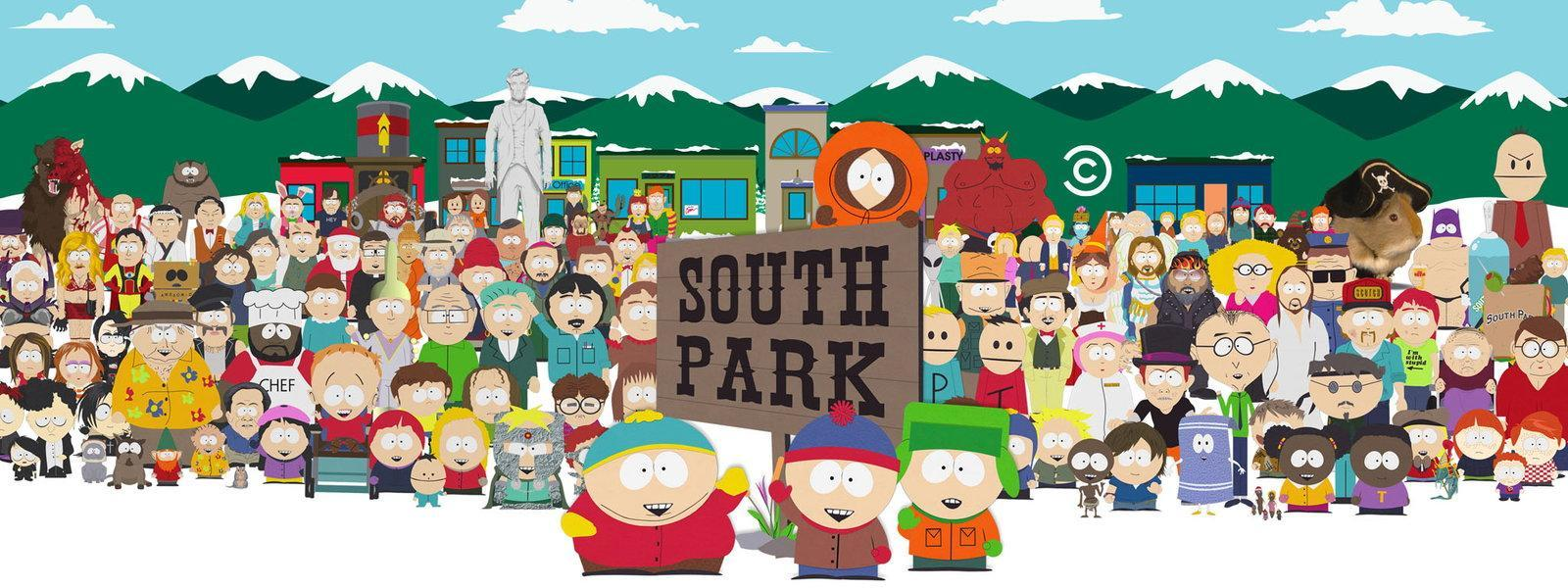 Which South Park character are you? (1)
