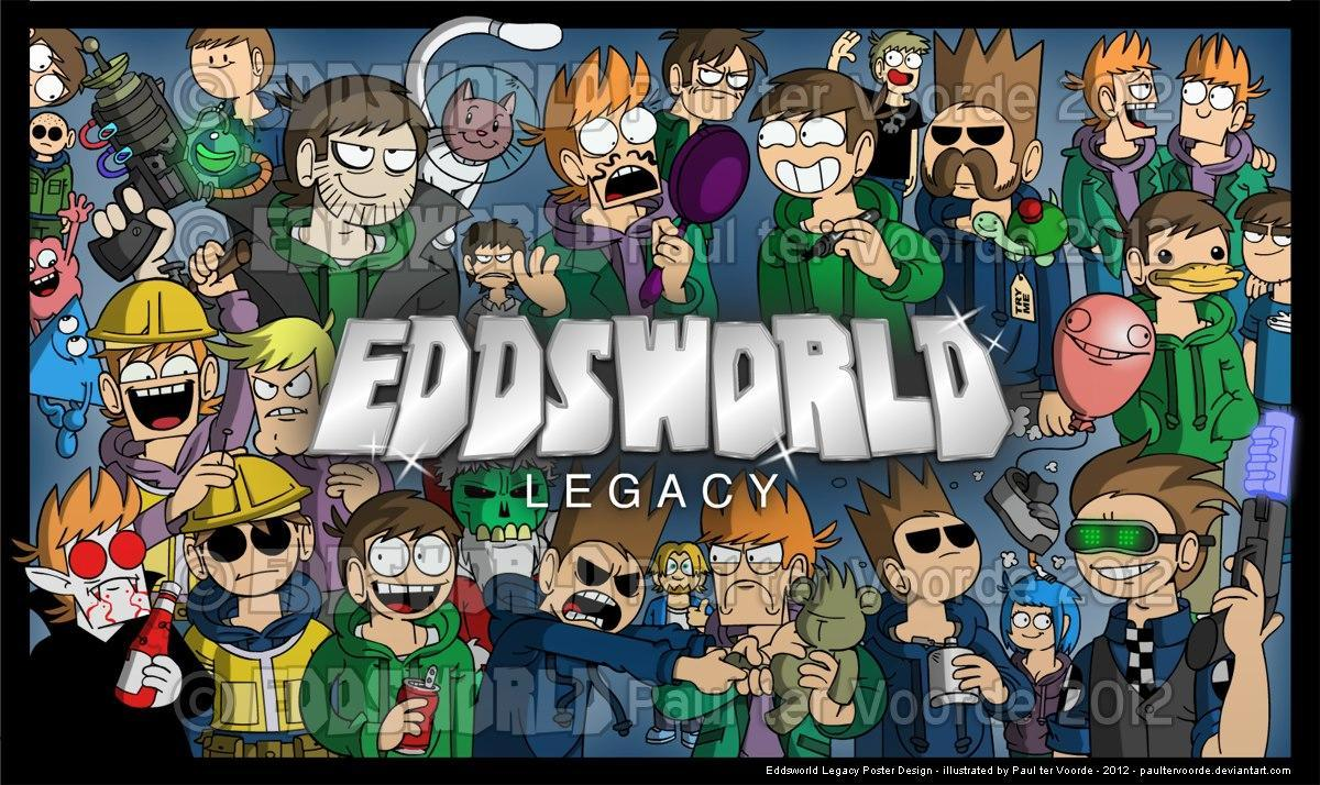 How well do you really know Eddsworld?