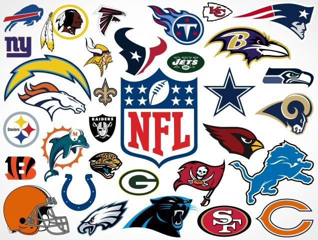 NFL Team Logo's Quiz!