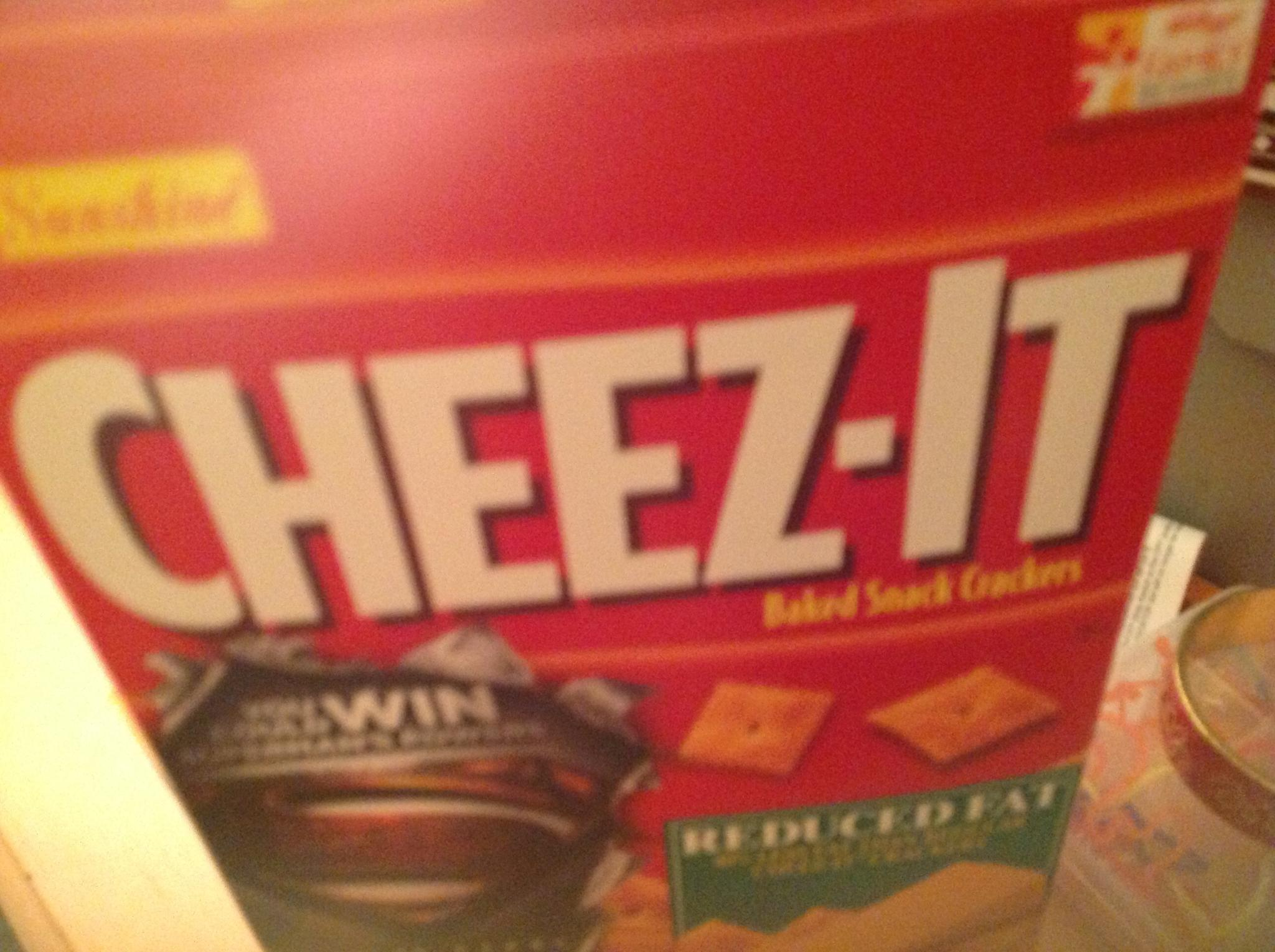 What cheez-it are u