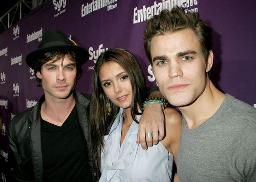 How much do yo know about the Vampire Diaries?
