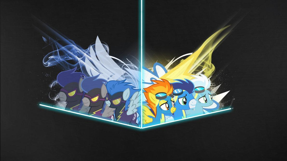 Are you a Wonderbolt or a Shadowbolt?