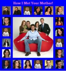 What How I Met Your Mother character are you?