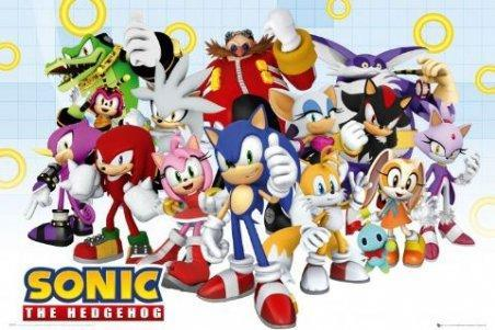 Which Sonic character are you? (1)