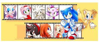 Which Sonic boy would like you? (Part 1)
