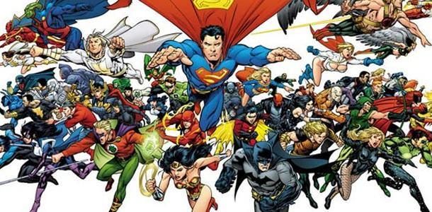 What DC character are you?