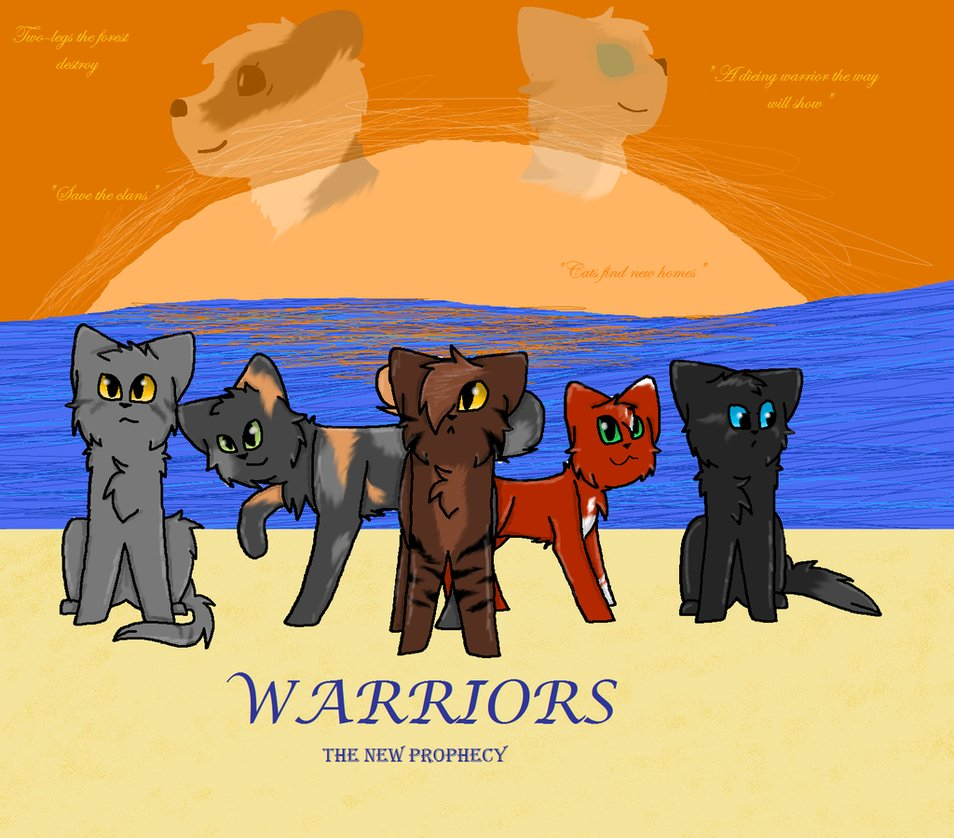 Do you know Warrior Cats- New Prophecy?