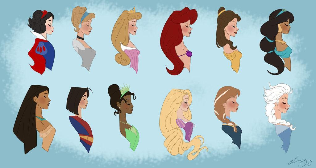 Which Disney Princess are you? (13)