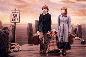 Which Series of Unfortunate Events Character Are You?