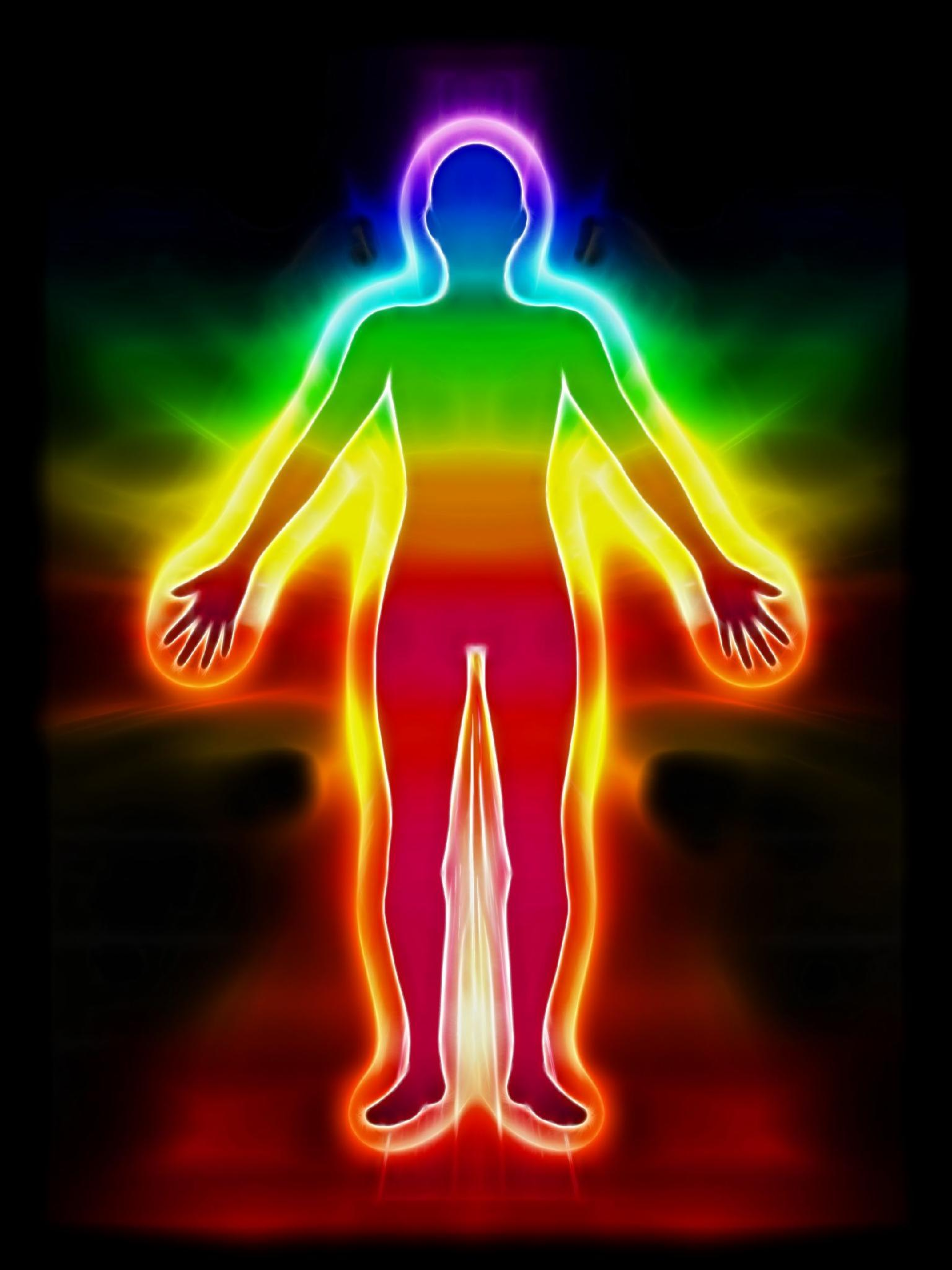 What color is your aura? (and personality)