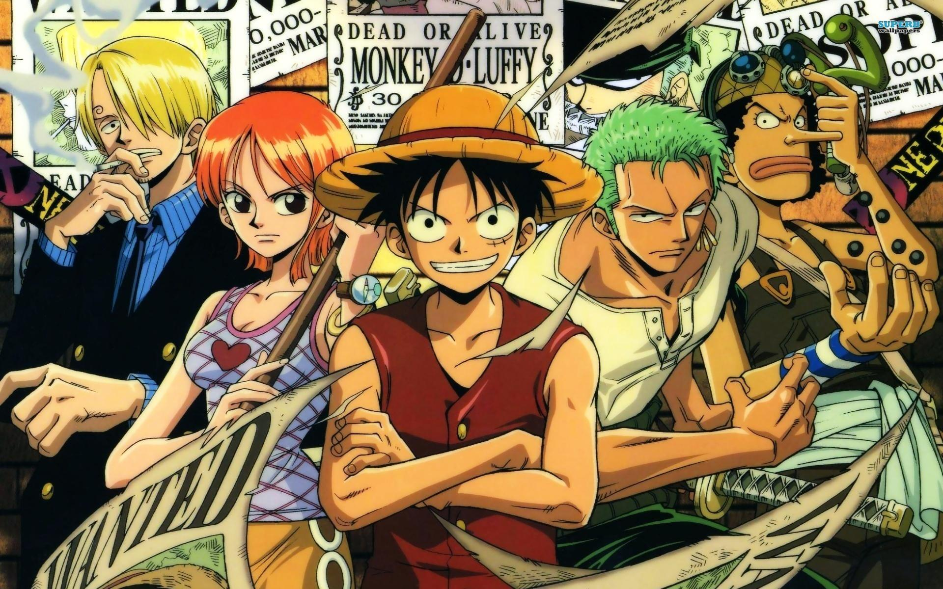 What straw hat pirate character are you (one piece)???