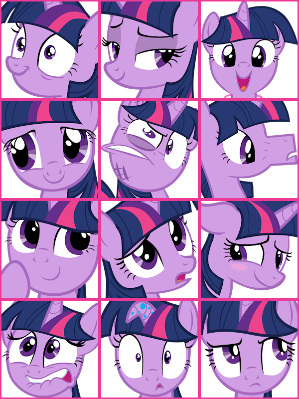 Twilight Sparkle Pop Quiz