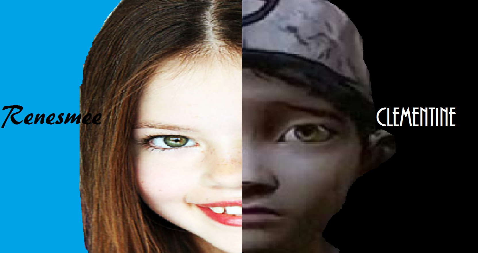 Clementine or Renesmee