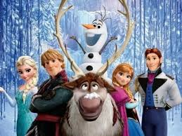 Which frozen character are you? (4)