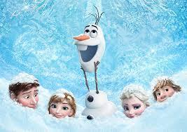 What Frozen Character?