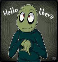 How well do you know Salad Fingers?